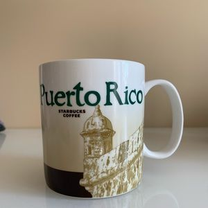 Starbucks Collectors Puerto Rico Mug